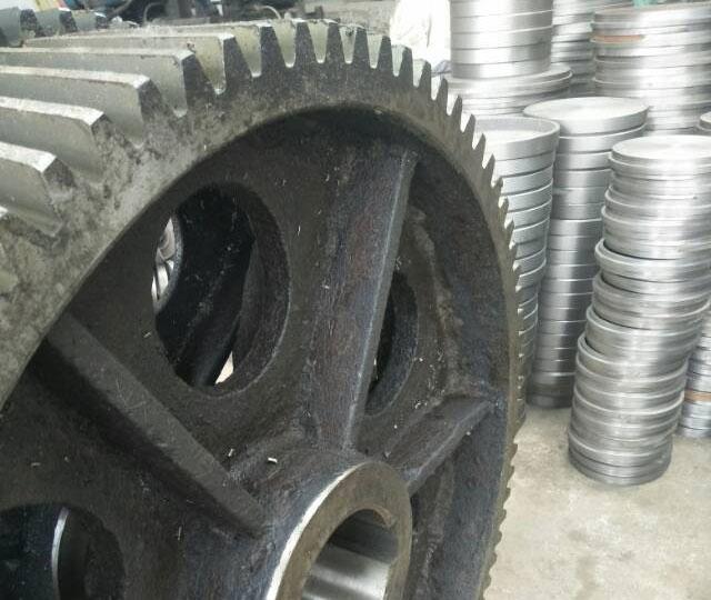 圆柱齿轮减速机配件
